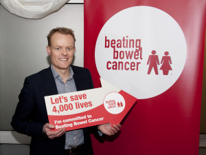 Beating bowel cancer event - Jan 2015